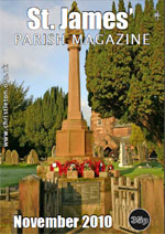 Christleton Parish Magazine November 2010