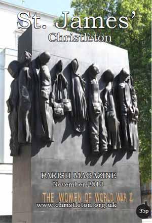 Christleton Parish Magazine April 2014
