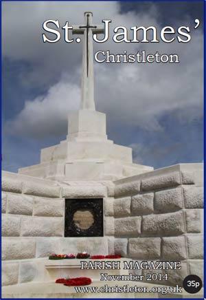 Christleton Parish Magazine November 2014