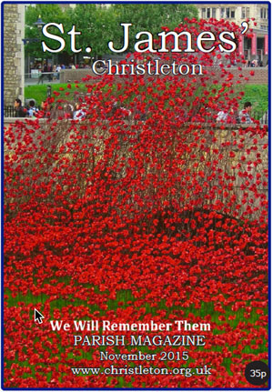Christleton Parish Magazine November 2015