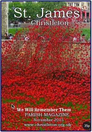 Christleton Parish Magazine November 2015