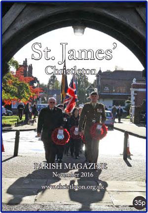 Christleton Parish Magazine November 2016