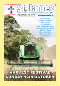 Parish Magazine October 2008