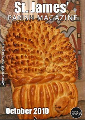 Christleton Parish Magazine October 2010
