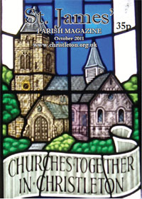 Christleton Parish Magazine October 2011