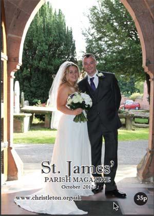 Parish Magazine October 2012