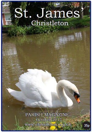 Christleton Parish Magazine October 2015
