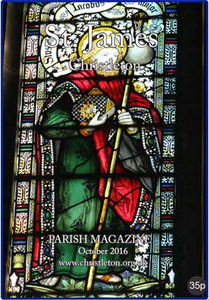 Christleton Parish Magazine October 2016