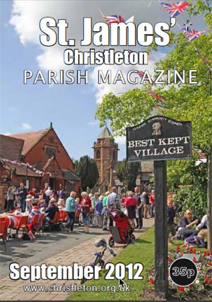 Parish Magazine September 2012