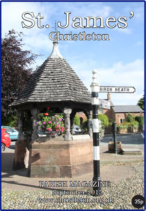 Christleton Parish Magazine September 2015