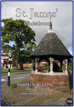 Christleton Parish Magazine September 2016
