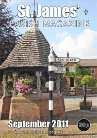Christleton Parish Magazine September 2011