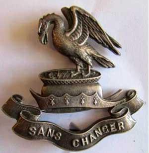 Liverpool Pais Cap Badge