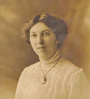 Miss Winnie Bolton