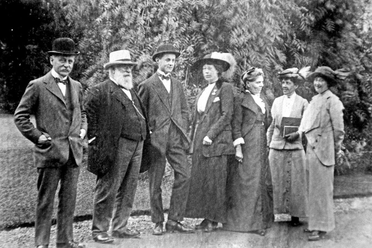 Porritt, Cullimore and Sidebottom families