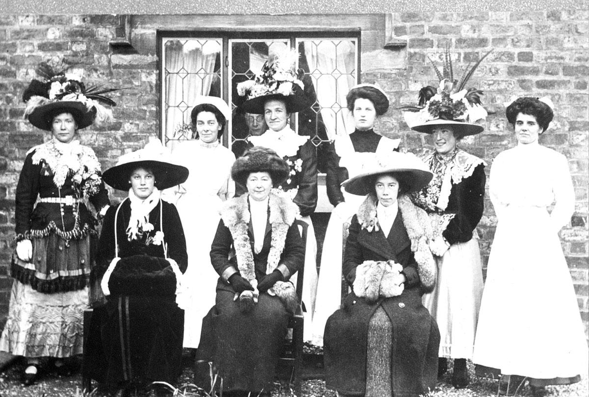 Women in Christleton